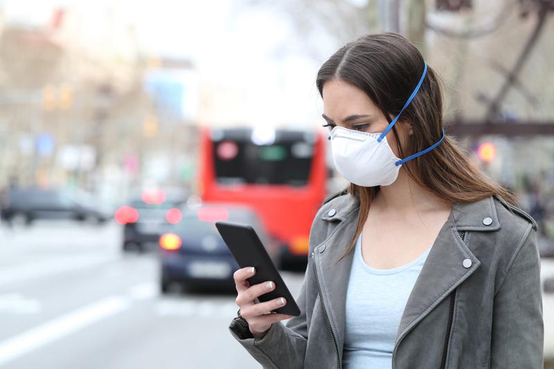 app de rastreo de contagios