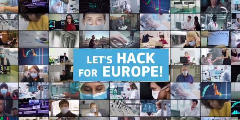 España colabora en una solución para luchar contra el COVID-19 mediante IA, ganadora en una categoría de #EUvsVirus