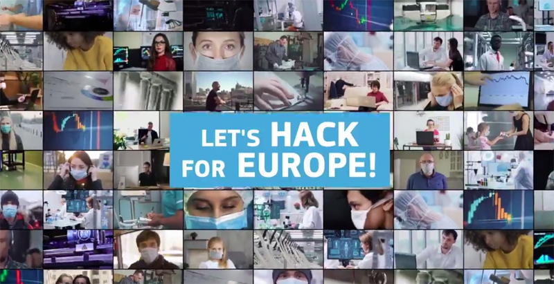 hackathon #EUvsVirus
