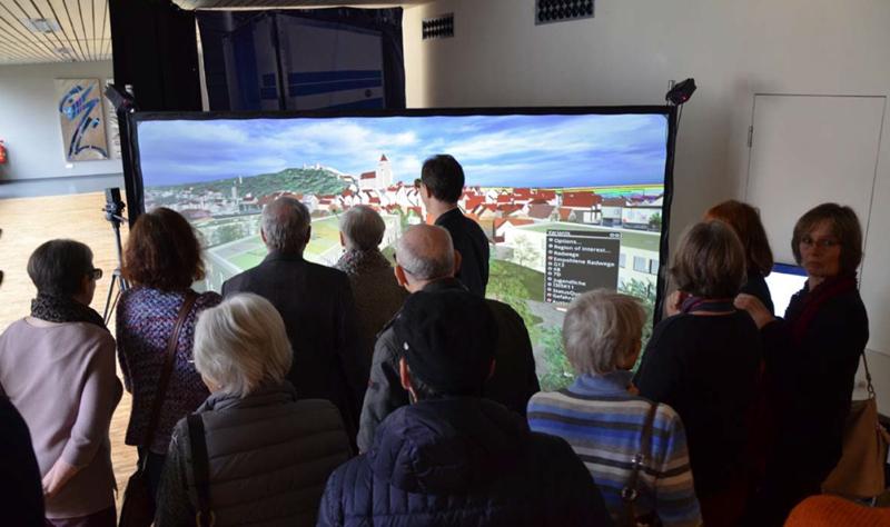 gemelo digital de ciudad alemana en realidad virtual