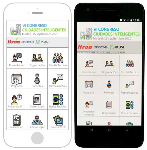 app Congresos Grupo Tecma Red