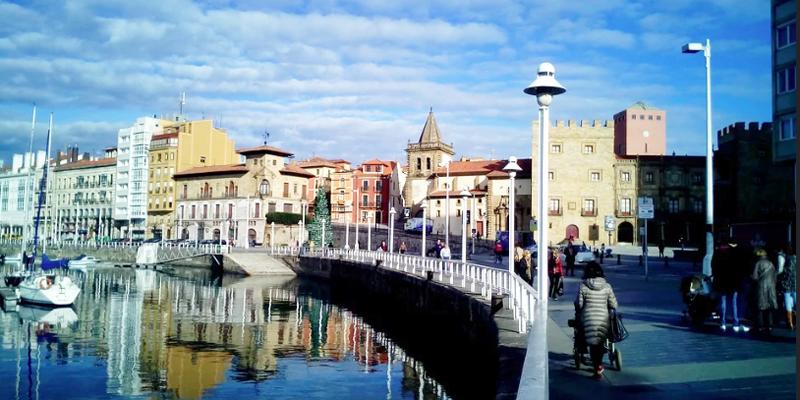 alumbrado público inteligente en Gijón