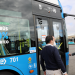 Madrid incorpora 15 nuevos autobuses eléctricos a su flota municipal