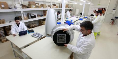 La Agencia Gallega de Innovación cofinancia las cabinas esterilizadoras de Setga