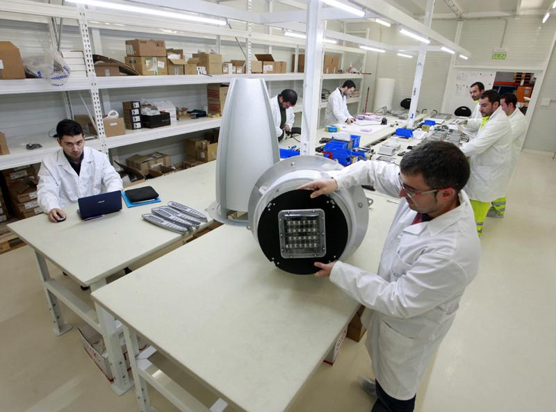 Setga trabaja en el desarrollo de unas cabinas esterilizadoras