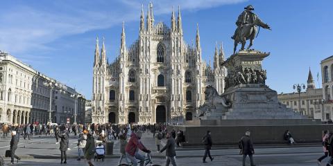 Strade Aperte, el plan de Milán para promover la movilidad sostenible y garantizar el distanciamiento social