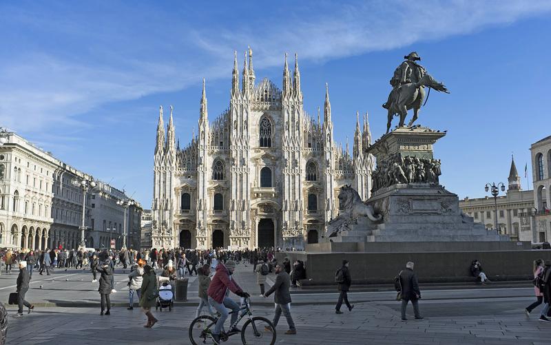 Duomo Milán