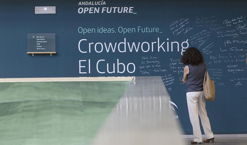 aceleradora El Cubo, Andalucía Open Future