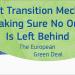 La UE propone un instrumento de préstamo para financiar la transición climática justa