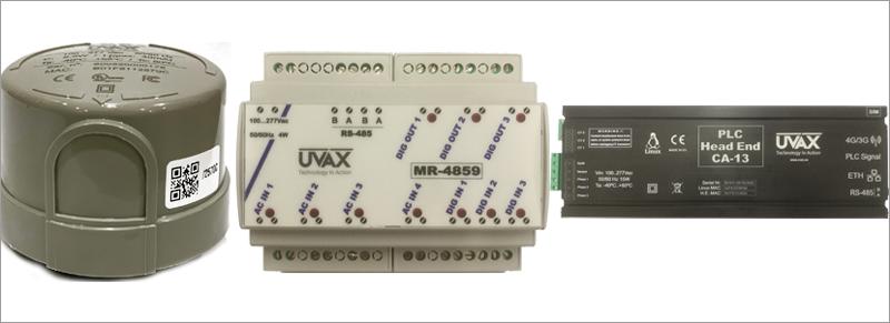 productos de UVAX