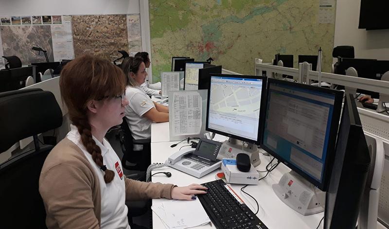 red digital de comunicación móvil que dará soporte a los servicios andaluces dedicados a la protección pública, seguridad y emergencias