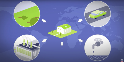 Vídeo sobre economía circular de SUEZ