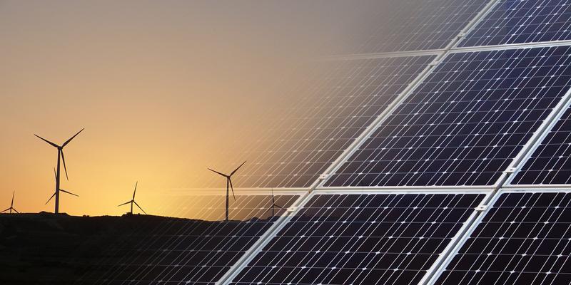 Entre las energías renovables, procedentes de fuentes limpias,se encuentran biomasa, biogás, hidroeléctrica, eólica, solar, geotérmica y la maremotriz.