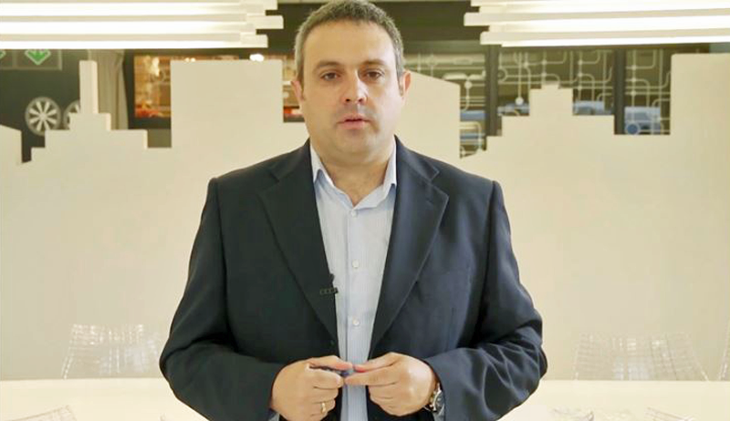 Pedro Sánchez Calvo, senior product manager de Ikusi