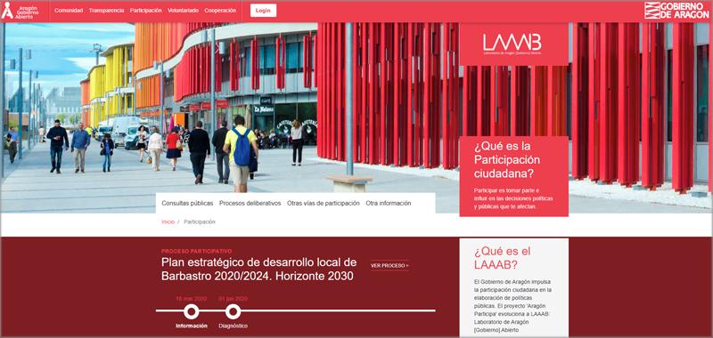 LAAAB del Gobierno de Aragón retoma sus actividades