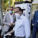 Madrid instala nuevos puntos de recarga rápida para vehículos eléctricos