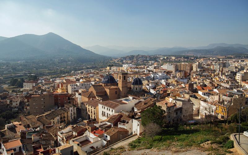 Modelo de ciudad inteligente de Onda, en Castellón