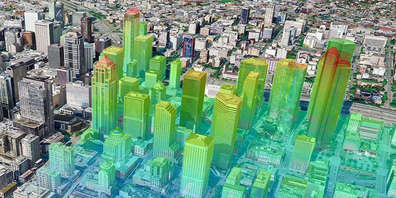 Webinar sobre herramientas geoespaciales con datos en tiempo real, IA y tableros 2D/3D  de Hexagon