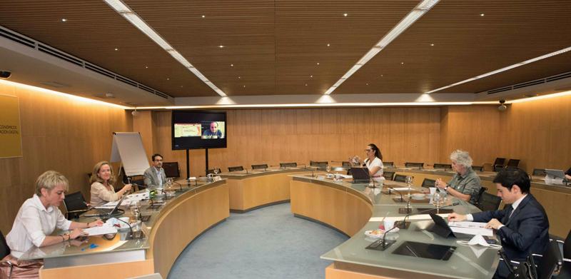 Reunión Consejo Asesor de IA