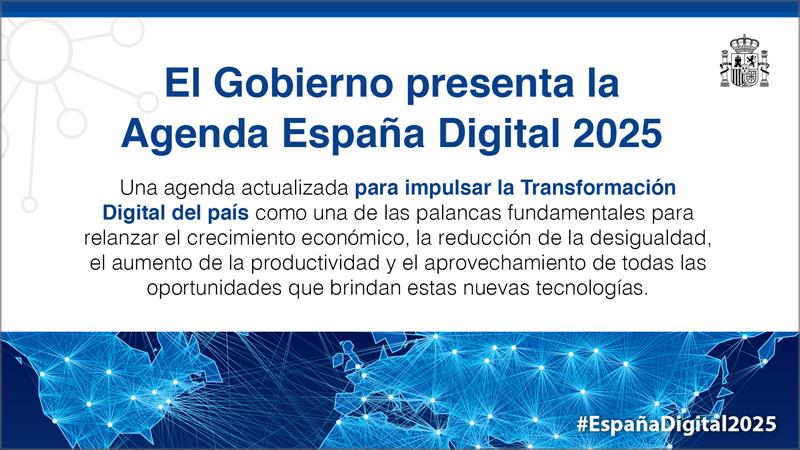 España Digital 2025