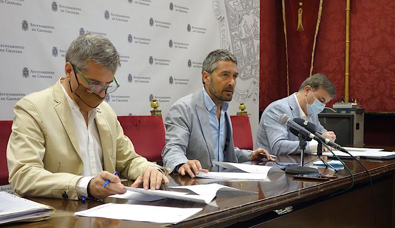 equipo de Gobierno del Ayuntamiento de Granada