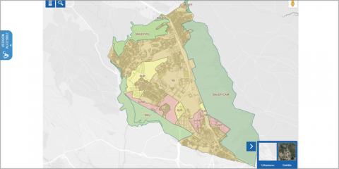 El geoportal de Las Rozas ofrece información geolocalizada sobre el municipio