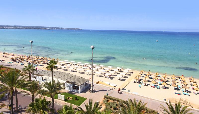 Playas Seguras, app para conocer el estado de las playas de Palma de Mallorca
