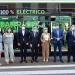 Presentan el prototipo definitivo de autobús eléctrico inteligente de Vitoria-Gasteiz