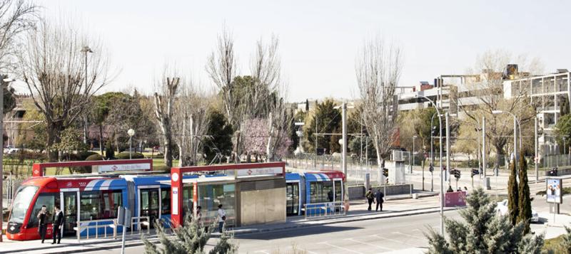 Metro Ligero Oeste de Madrid