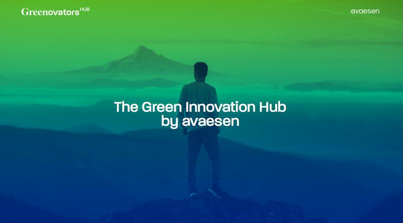 hub de innovación verde Greenovators
