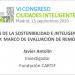 Evaluación de la sostenibilidad e inteligencia de una ciudad: marco de evaluación de REMOURBAN