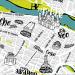 La ciudad de Zaragoza, recreada en un mapa digital e interactivo