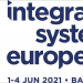 La feria Integrated Systems Europe se pospone al mes de junio de 2021