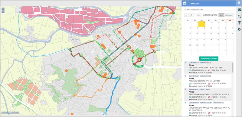 proyecto de smart city Geotransit