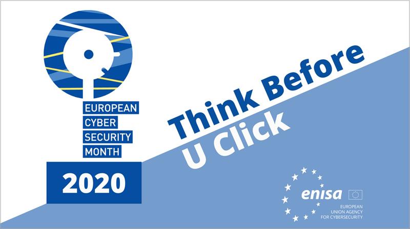 El Mes Europeo de la Ciberseguridad 2020 se centrará en las habilidades digitales