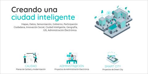El municipio valenciano de Torrent estrena portal web para dar a conocer los proyectos de smart city en desarrollo