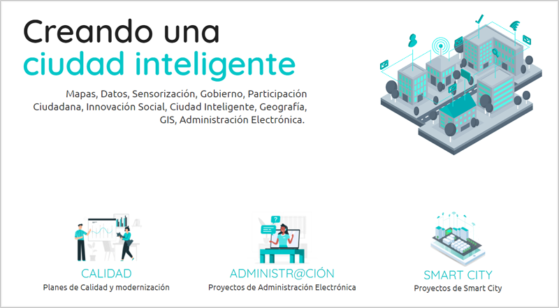 Nuevo portal web del Ayuntamiento de Torrent