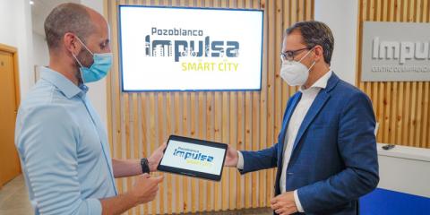 El municipio cordobés de Pozoblanco presenta su plan smart city