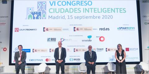 Conclusiones y Clausura VI Congreso Ciudades Inteligentes