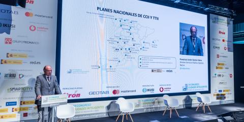 Estado de avance de los proyectos de Ciudades y Territorios Inteligentes