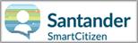 Figura 2. Logo de la iniciativa Santander SmartCitizen.
