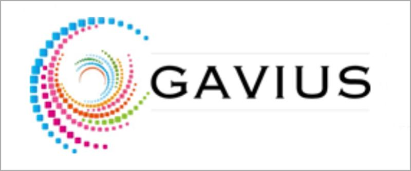 Logotipo Gavius.
