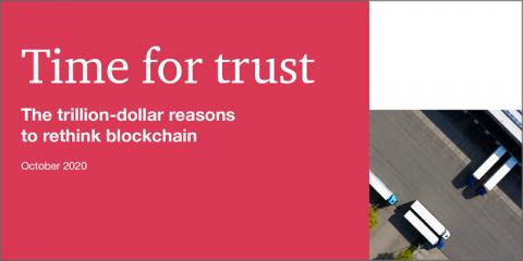 Un informe de PwC analiza el uso de la tecnología blockchain y su potencial económico