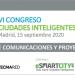 Libro de Comunicaciones y Proyectos VI Congreso Ciudades Inteligentes