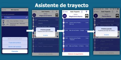 Málaga implanta un asistente de viaje virtual para mejorar la accesibilidad de los autobuses