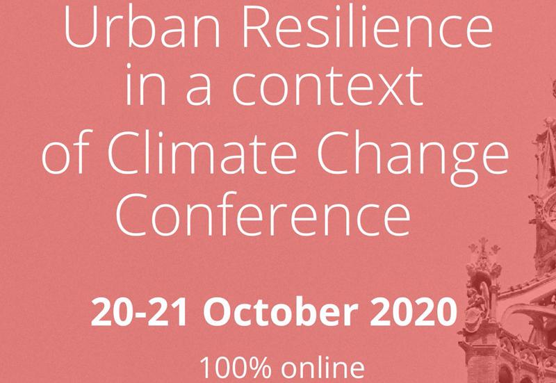 'Resiliencia urbana en un contexto de cambio climático'