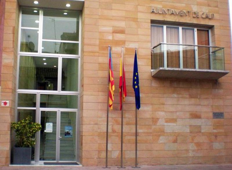Ayuntamiento de Calpe, Alicante