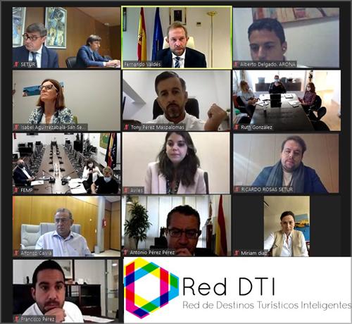 Comisión Ejecutiva de la Red DTI