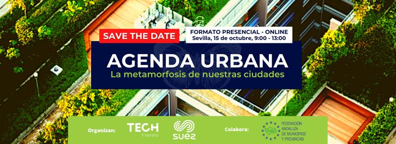 Agenda urbana Sevilla.