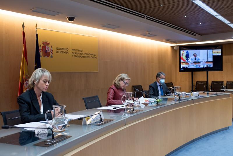 Reunión para constituir el Consejo Consultivo para la Transformación Digital